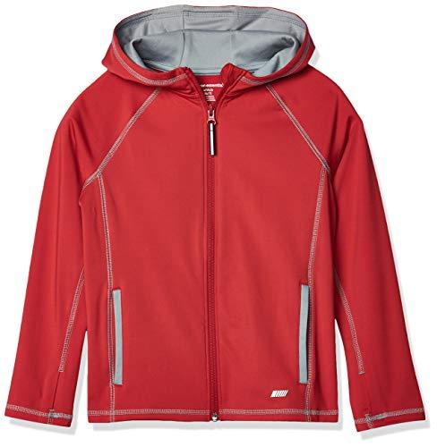 Amazon Essentials Full-Zip Active Jacket, outerwear-jackets Niños,...