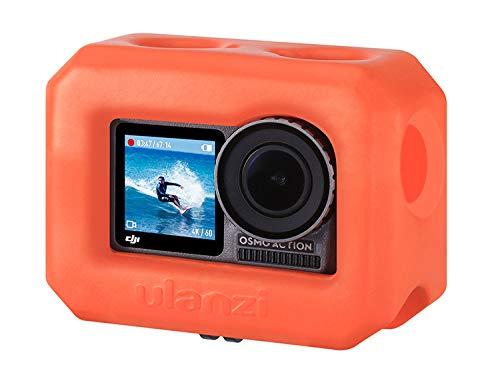 Linghuang Box, drijfvermogen, voor DJI Osmo Action, anti-zwaaien, zwemframe, zwembad, accessoires voor watersport, surfen, zwemmen, duiken