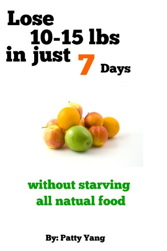 7 day diet to lose 15 pounds