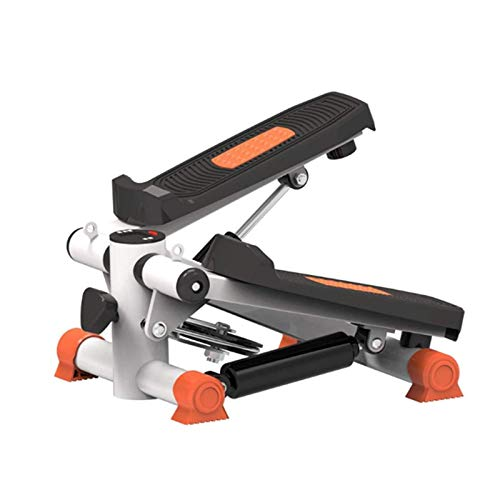 RUINAIER Swing Stepper Adjustable Stepping Height Swing Stovepipe Home Weight Loss Stepper Free Installation of Multifunctional Thin Waist Climbing Machine Fitness Equipment