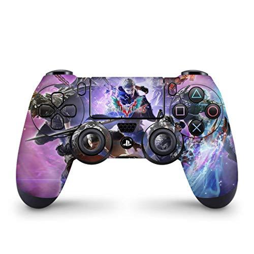 Skin Adesivo para PS4 Controle - Devil May Cry 5