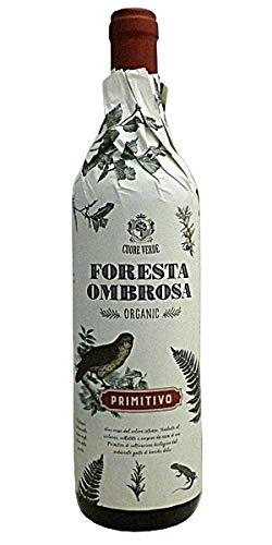 Cuore Verde Foresta Ombrosa Salento Primitivo halbtrocken 2020 0,75 Liter