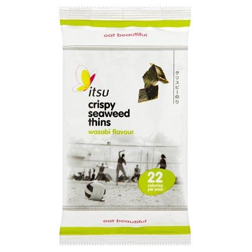 Itsu Wasabi Seaweed Thins 5g