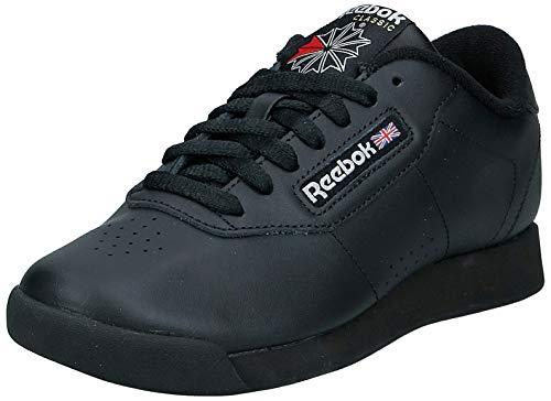 Reebok Princess, Zapatillas para Mujer, Negro (Black 001), 37 EU