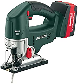 Metabo 18V Cordless Power Extreme Jigsaw with Bow Handle