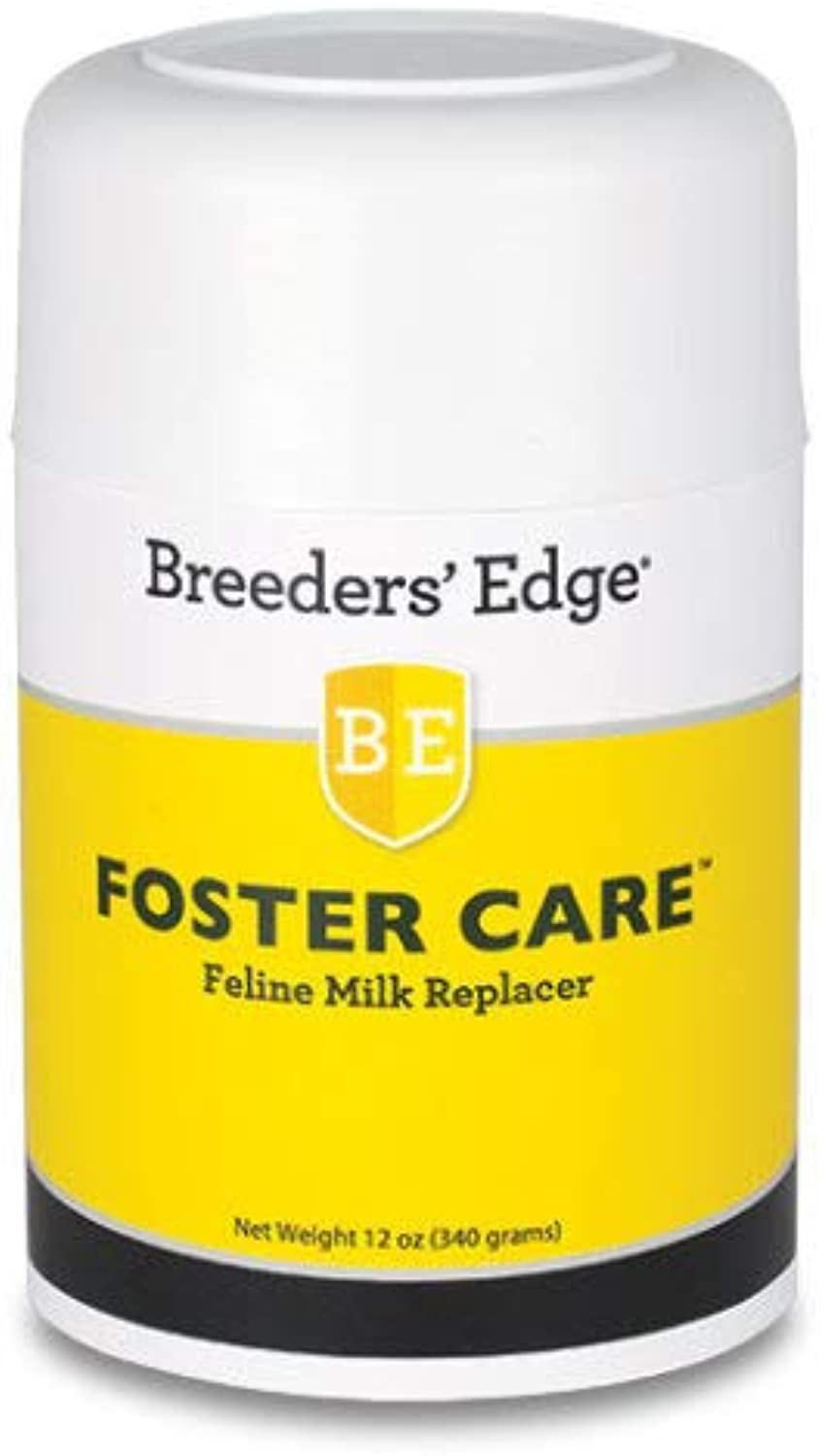 Revival Animal Health Breeders' Edge Foster Care Replacer Milk for Cats and Kittens 12 oz