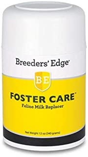 Breeders' Edge Foster Care Replacer - Powdered Milk for Cats and Kittens