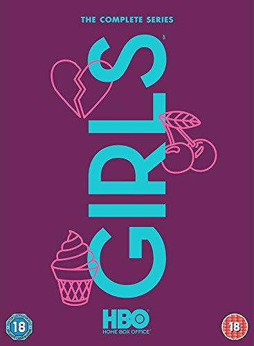 Girls - The Complete Seasons 1-6 [Edizione: Regno Unito] [Reino Unido] [DVD]
