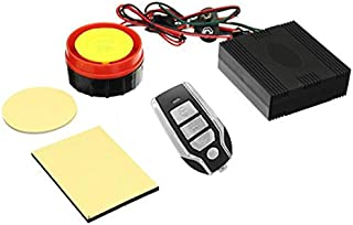 AUTVAN Anti-Theft Engine Start Remote Control Motorcycle Security Alarm System Accessories New