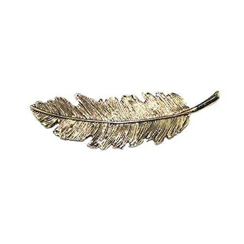 qinlee Muelle hojas Pinzas de pelo Primavera horquillas couture-discount agujas Pinzas Styling...