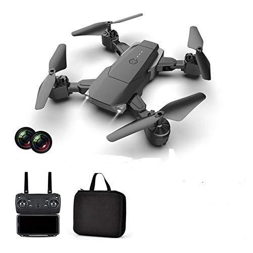 Drohne mit Kamera 1080P 4K RC Quadrocopter Faltbare Ferngesteuerte Flugzeuge Remote Control Drohne Spielzeug für Anfänger Kinder Erwachsene, Höhe Halten + 120 ° Weitwinkel