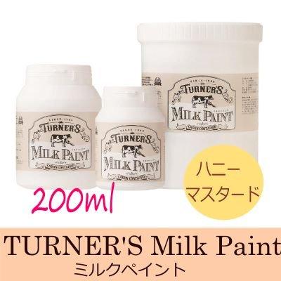 [A] ☆期間限定☆レビューで刷毛orウエスGET ターナーミルクペイント [200ml]