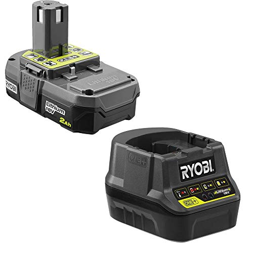 RYOBI ONE+ 18-Volt Lithium-Ion Cordless Mister with 2.0 Ah Battery and Charger Included