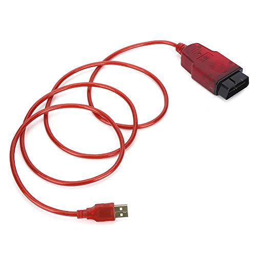 Changor Diagnóstico Programador Coche diagnóstico Cable, Avanzado Versión Abdominales