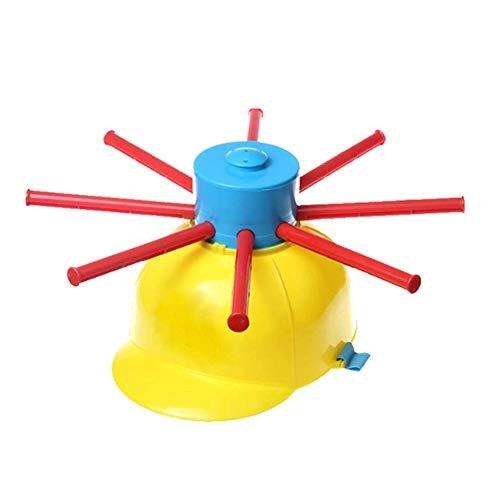 Okssud Nass Kopf Party Spiel, Wet Hat Water Game, Lustige Herausforderung Kopf Spielzeug Wasser Roulette Spiel lustige Roulette Streich Spielzeug für Kinder und Erwachsene