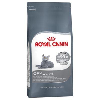 Royal Canin Oral Care - Alimento completo para gatos (400 g, vendido por Maltby's