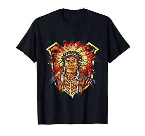 Aztec Azteken Mexiko Kultur Maya Inka Maske Geschenk T-Shirt
