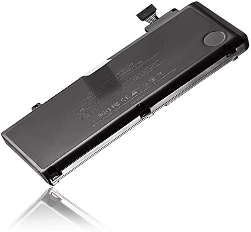 A1322 Battery for Apple Macbook Pro 13 inch A1322 A1278 Battery [2009 2010 2011 2012 Version] 661-5229 661-5557 020-6547-A 020-6765-A [12 Months Warranty 10.95V/72Wh]