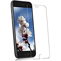 JJK Tempered Glass Screen Protector for iPhone SE