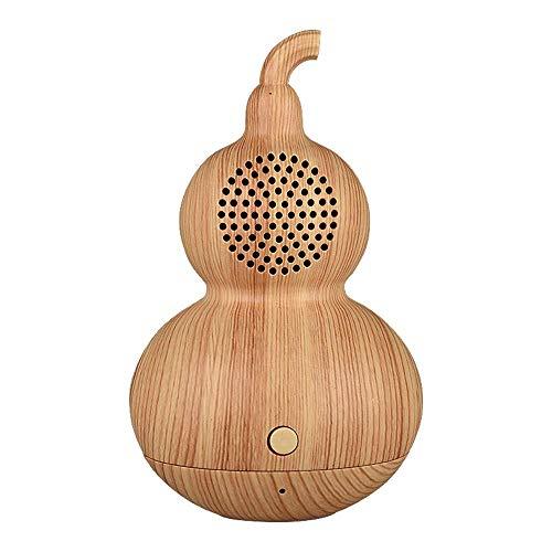 ZWFS Bluetooth luidspreker, pompoenvorm, Bluetooth muziekspeler, draagbare mini-draadloze subwoofer inbouw-ruisonderdrukking microfoon HD handsfree microfoon oproepen