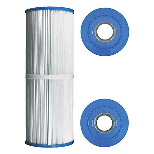 ZRNG 2 Typen Filter-Ersatz Pool Spa Filter C-4326 Whirlpool Kartuschenfilter PRB25IN Beachcomber Artesian Filter Zubehör (Farbe: weiß)