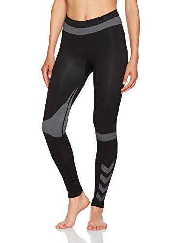 hummel Damen First Comfort Tights, Black, XS/S
