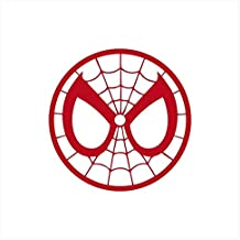 spiderman vinyl sticker