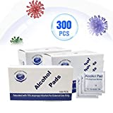 Caja de 100 toallitas húmedas estériles universales desechables para piel, uñas, computadora, teléfono móvil, cámara digital, portátil