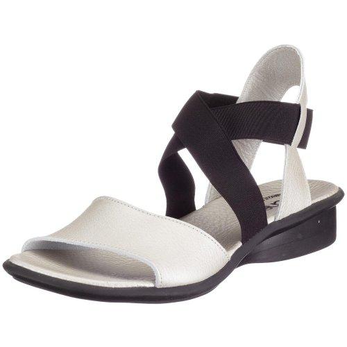 Arche SATIA 14H01SATIA*9400, Damen Sandalen/Fashion-Sandalen, silber, (nacre), EU 37
