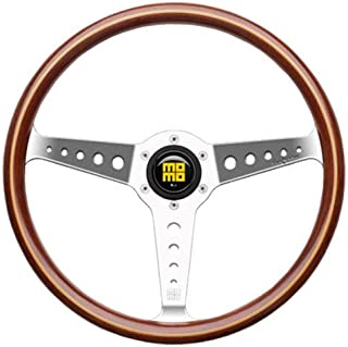 MOMO CAL36WD0P Heritage California Steering Wheel Diameter: 360 mm Grip: Mahogan