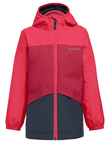 VAUDE Kinder Doppeljacke Escape , bright pink, 146/152, 41099