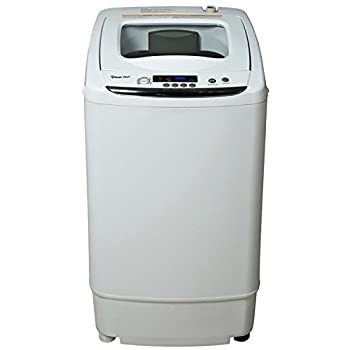 Magic Chef White MCSTCW09W1 0.9 cu ft Compact Washer