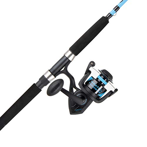 PENN Wrath Spinning Reel and Fishing Rod Combo