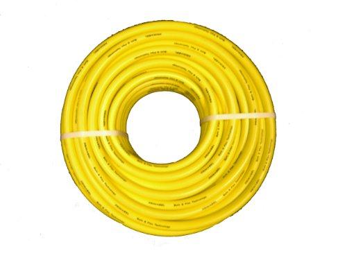 Triocflex Wasserschlauch Primabel, 25 mm, 25 m Rolle, gelb