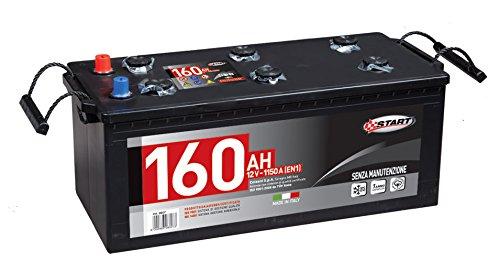 Batteria Autocarro 160AH 12V 1150A specifica per autocarri