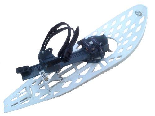 puissant MORPHO Outdoor-TRIMALP Light, paire de raquettes, blanc / gris-grand