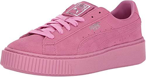Puma Basket Platform Reset W Calzado prism pink