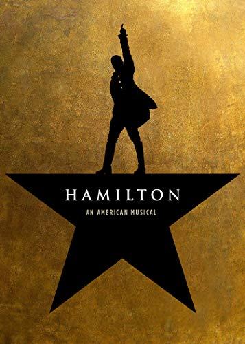 Theissen Best UK Musical Theatre Posters Hamilton - Matte Poster Frameless Gift 11 x 17 Zoll (28cm x 43cm) *IT-00135