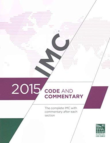 [(2015 International Mechanical Code Commentary)] [By (author) International Code Council] published on (November, 2014)