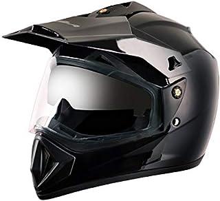 Vega - OR-D/V-K_M Off Road D/V Black Helmet-M