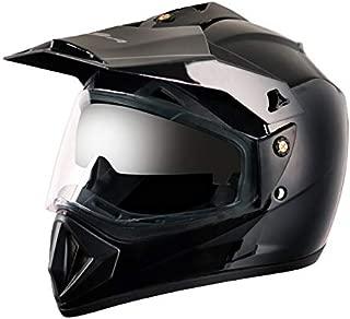 Off Road D/V Black Helmet-M