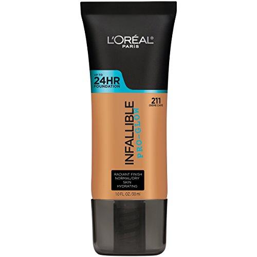Base maquillaje larga duración Pro Glow