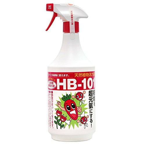 フローラ 植物活力剤 HB-101 即効性 希釈済みスプレー 1L