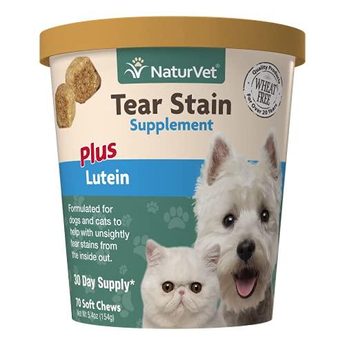 NaturVet – Tear Stain Plus Lutein