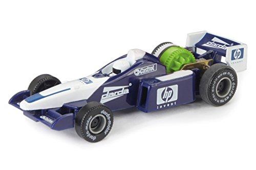 Darda 50323 Auto Rennwagen Formula blau/weiß ca. 7,5 cm