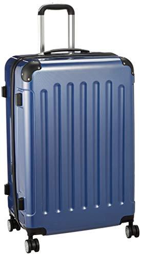[アイダディ] 【idadi】キャリーケース スーツケース M6020 保証付 80L 70 cm 4.7kg M6020L-75 ネイビー