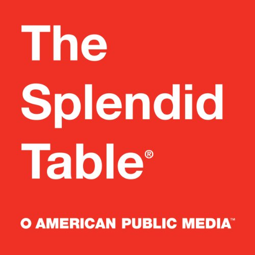 The Splendid Table, Mary Roach, April 5, 2013 audiobook cover art