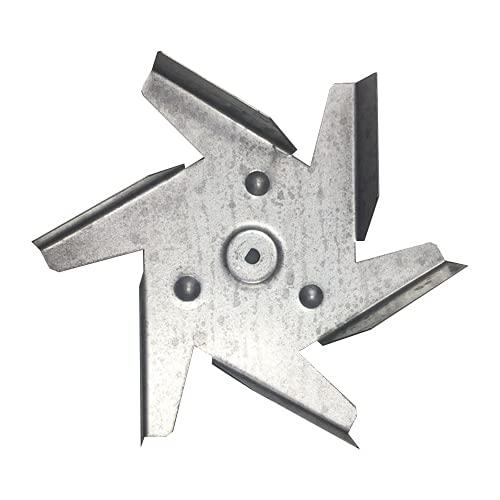 Desconocido Aspas Ventilador Horno AEG BPE535120M