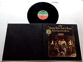 CROSBY, STILLS, NASH & Young DEJA VU - Atlantic Records 1970 - USED Vinyl LP Record - 1970 Pressing SD 7200 1841 BROADWAY labels - Teach Your Children - Helpless - Carry On - Woodstock