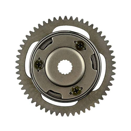 ZZOY Starter Clutch One Way Bearing Drive for YAMAHA Breeze 125 1991-2004 / Grizzly 125 2004-2013 / YFM125 2005-2008
